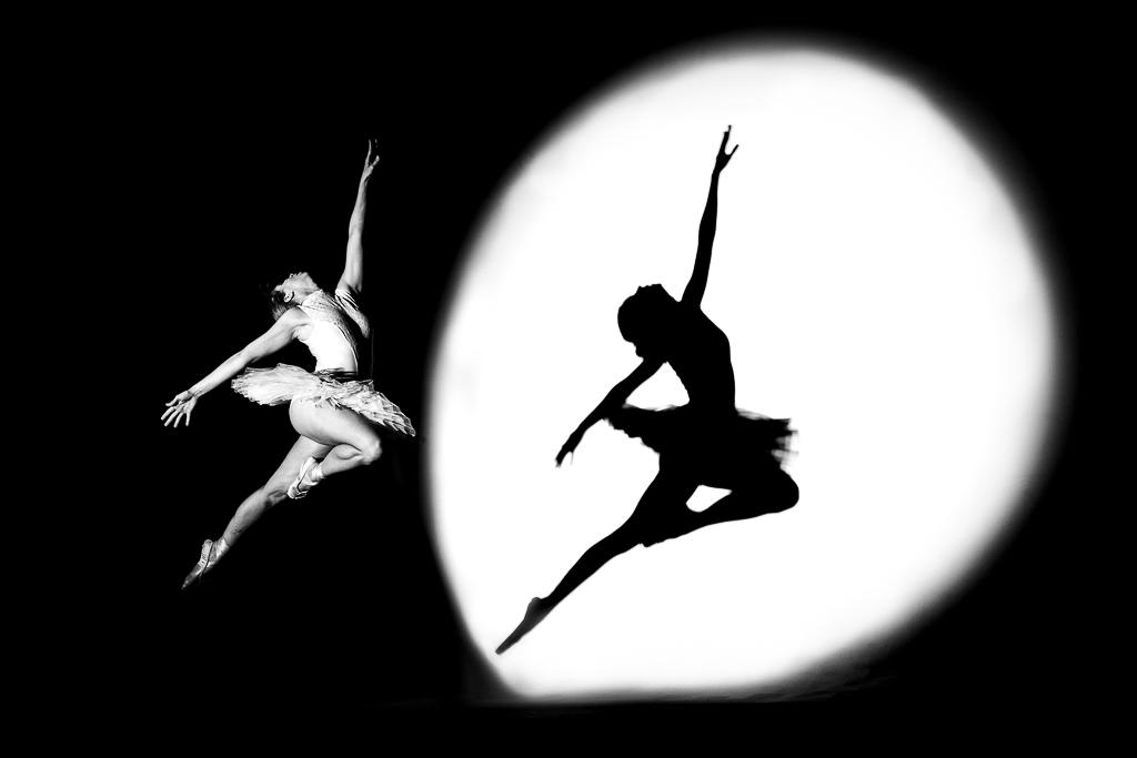 Vinner månedens bilde i mars. Foto: Egil Johnsen. Tittel: Ballerina